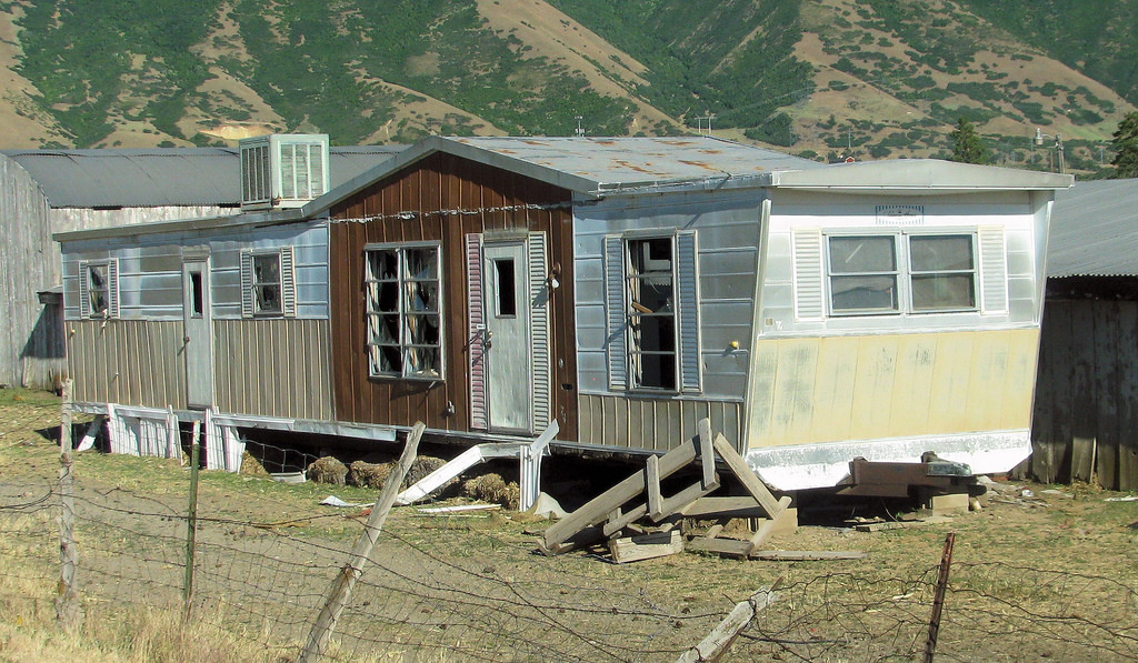 Texas Mobile Home Demolition demoed mobile homes when no one else would touch them